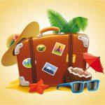 À l' agence de voyages