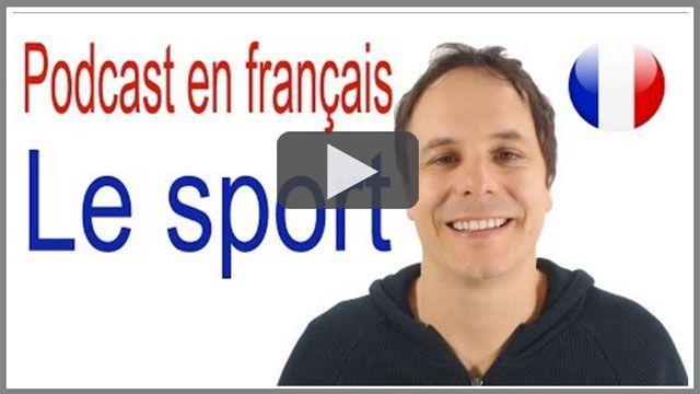 Podcat en Français Le sport