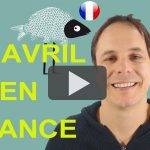 1er avril = Poisson d'avril !! Podcast niveau A2/B1