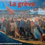 La grève en France (podcast Niv B1)