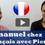 Interview d'Emmanuel : Marseille, la cuisine française, les cours de français…