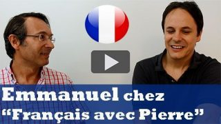 interview en français Emmanuel