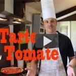 Apprendre le français en cuisinant : la tarte à la tomate !
