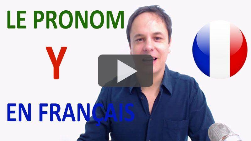 pronom Y