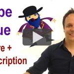 Histoires pour apprendre le français : Barbe Bleue