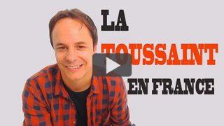 la Toussaint en France
