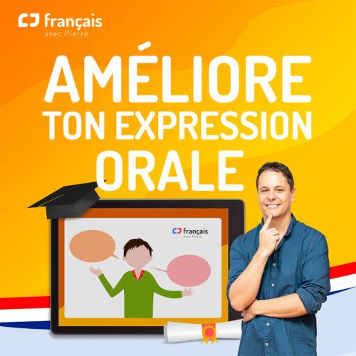 Expression orale en français