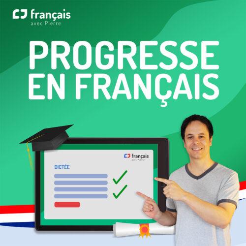 Progresse en Français