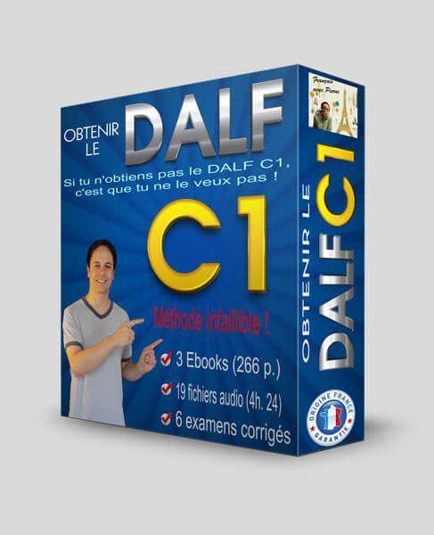 Obtenir le DALF C1