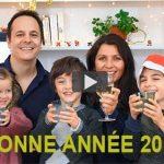Bonne Année 2018 ! (Offres – Séjours Linguistiques – Pack TCF)