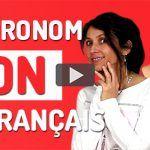 Comment Utiliser ON en Français. Vidéo + Fiche + Exercice !