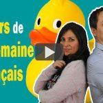 Les Jours de la Semaine en Français