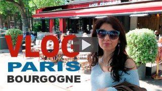 vlog Paris Bourgogne