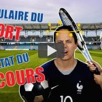 Vocabulaire du football et d'autres sports