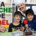 Apprendre le Français en Cuisinant : la Buche de Noël !