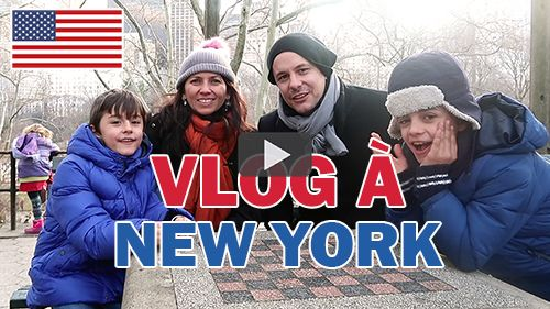 Vlog à New York