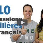 Langage Familier, Argot en Français