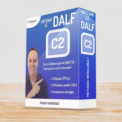 Obtenir le DALF C2