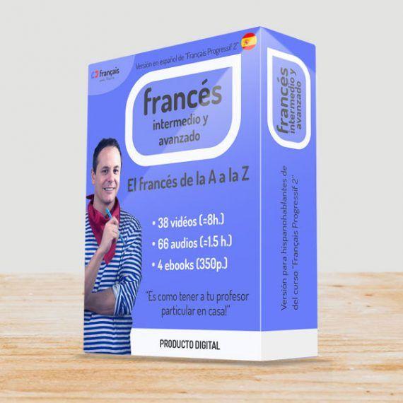 Frances Intermedio y Avanzado