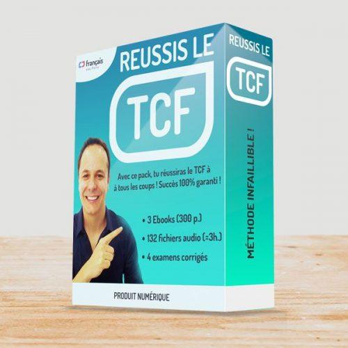 Reussis le TCF