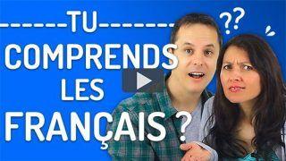 comprendre le français