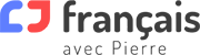 Français avec Pierre Logo