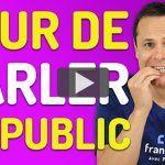 Comment éviter de stresser quand vous parlez en public ?
