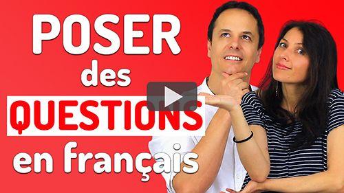 questions en français