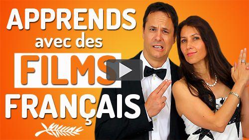 Films pour apprendre le français