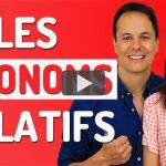 Les pronoms relatifs en français