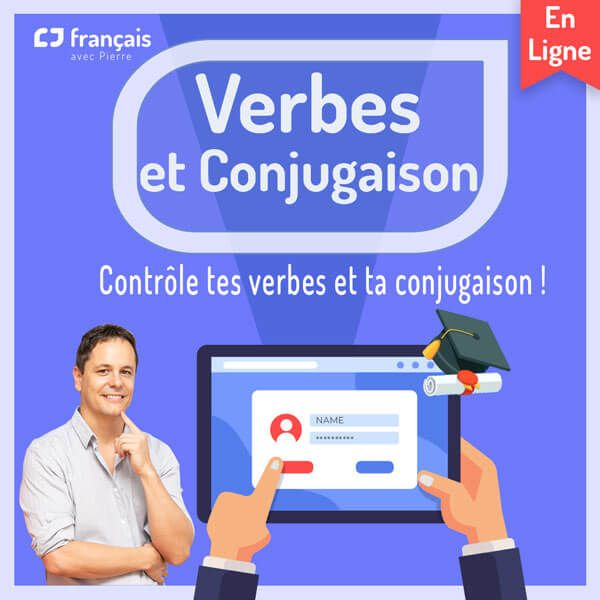 Verbes Et Conjugaison Francais Avec Pierre