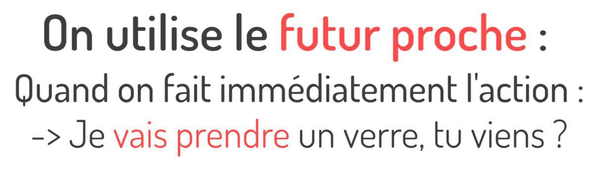 Futur ou Futur Proche