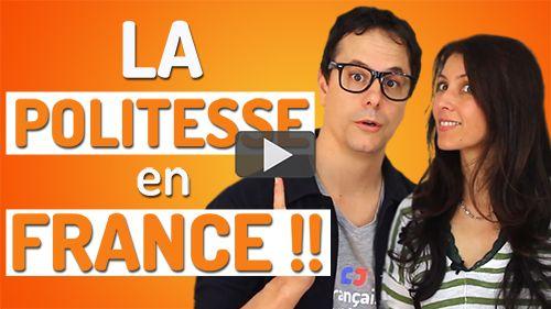 Expressions de politesse en français