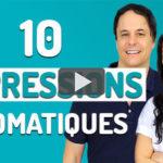 10 expressions françaises à connaitre !