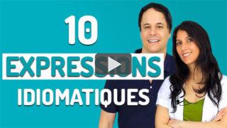 expressions françaises à connaitre