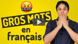 Gros mots en Français