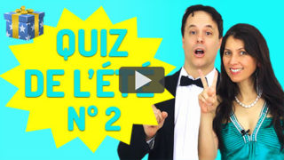 Quiz de Français