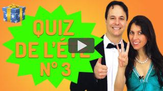 grand quiz de français