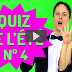 Grand Quiz de français nº4