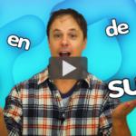 Erreurs de prépositions en français