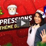 10 Expressions sur le thème de Noël