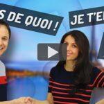 Comment dire Merci en Français et que Répondre?