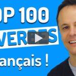 Les 100 Adverbes Français les Plus Utilisés
