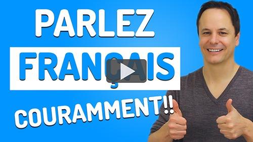 comment parler français