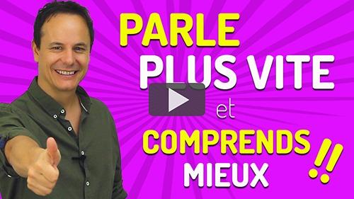 Parler plus vite - Français avec Pierre